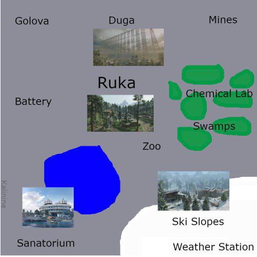 《使命召唤战区》新地图曝光 蓝鲸加速器带你了解插图1