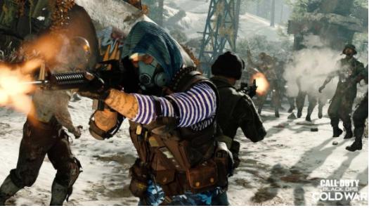 《使命召唤17》僵尸模式限时免费 蓝鲸加速器带你体验全新模式插图2