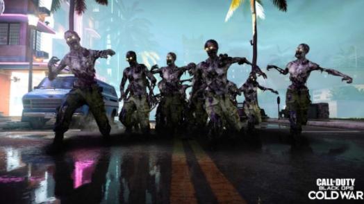 《使命召唤17》僵尸模式限时免费 蓝鲸加速器带你体验全新模式插图3