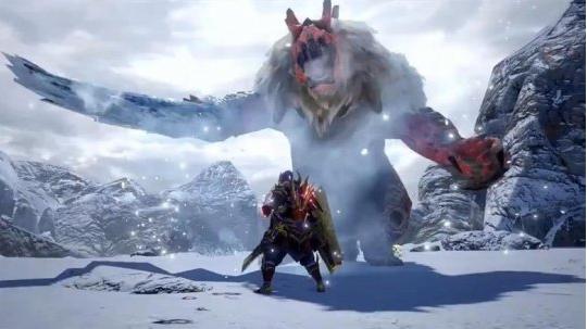 《怪物猎人:崛起》公布全新内容 蓝鲸加速器与你一起狩猎插图1